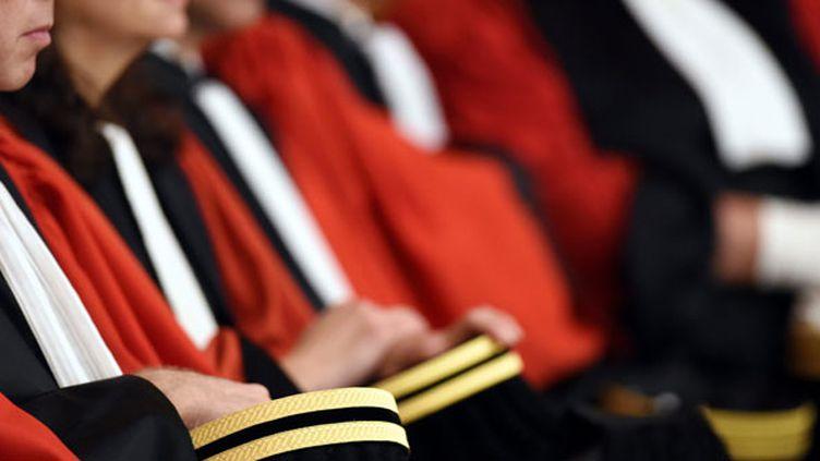 (Rentrée judiciaire à Nancy. Les procureurs de la République estiment ne pas avoir les moyens de faire face à la menace terroriste. © Maxppp)