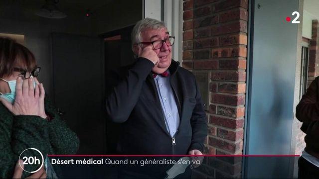 Val-d'Oise : un médecin part à la retraite, sans avoir trouvé de successeur