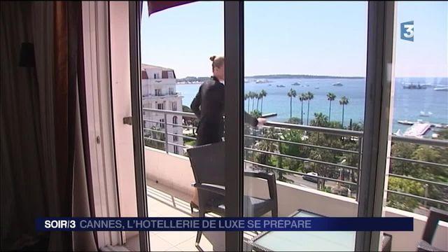 Cannes se prépare pour le festival