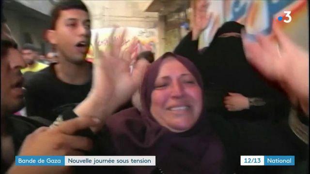 Gaza : encore une journée sous haute tension attendue