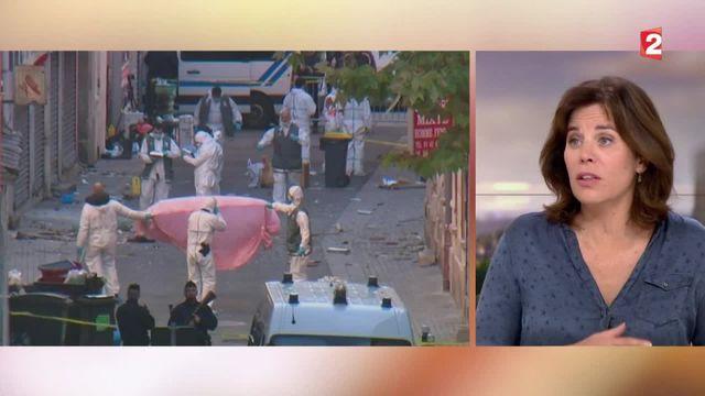 Saint-Denis : l'identification du troisième terroriste mort est en cours