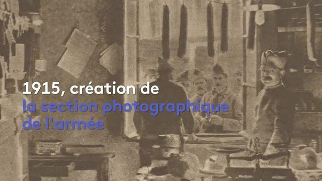 Dessins, photos, films ou l'image de la guerre.