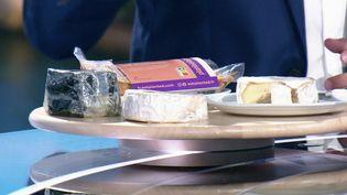 Alimentation : fromages, viandes, poissons, la mode des aliments de substitutions (FRANCE 2)