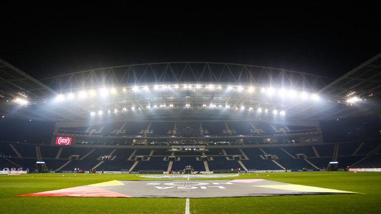 L'Estadio do Dragao sera l'hôte delafinale de la Ligue des champions à la fin du mois de mai 2021. (NUNO GUIMARAES / PROSPORTSIMAGES)