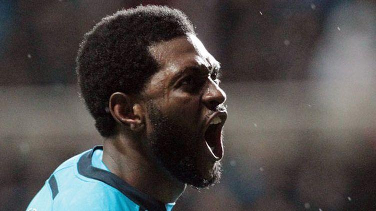Le Togolais de Tottenham Adebayor