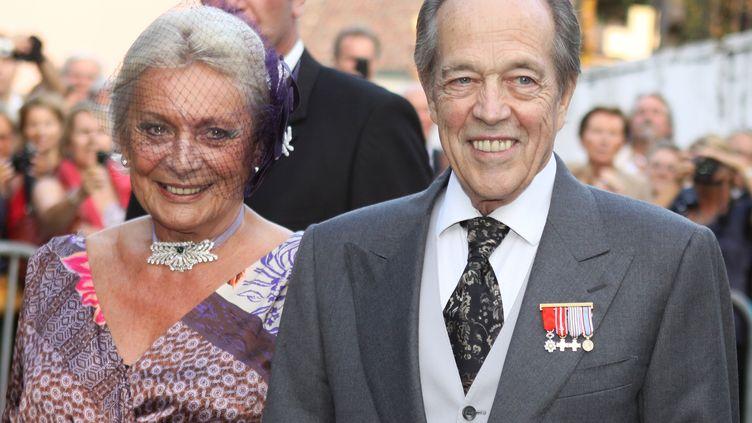 Le comte de Paris,prétendant au trône de France,le 26 septembre 2009 à Biarritz (Pyrénées-Atlantiques). (B3575 ROYALPRESS VAN DER WERF / DPA)