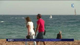 Le soleil est au rendez-vous dans le sud de la France. (FRANCE 3)