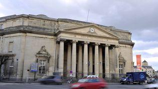 Palais de justice de Caen, le 20 novembre 2015. (MAXPPP)