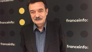 Le co-fondateur de Mediapart, Edwy Plenel. (RADIO FRANCE / SOPHIE BRIA)