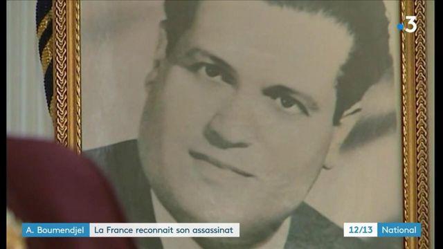 Guerre d'Algérie : la France reconnait l'assassinat d'Ali Boumendjel
