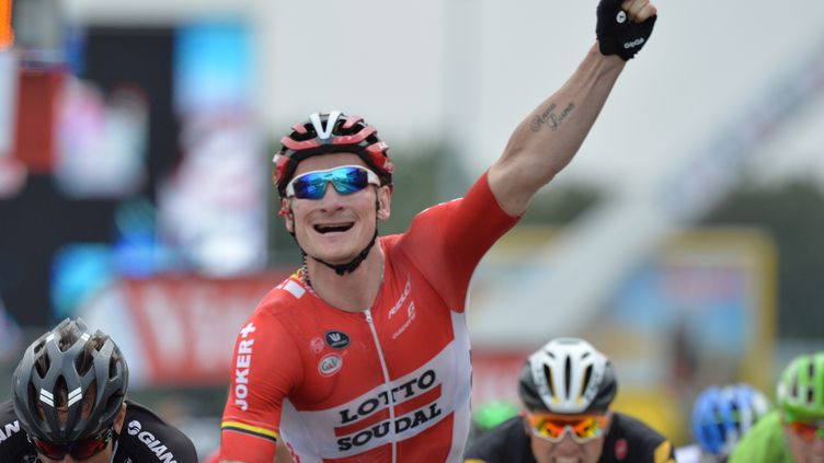 André Greipel encore vainqueur (DAVID STOCKMAN / BELGA MAG)