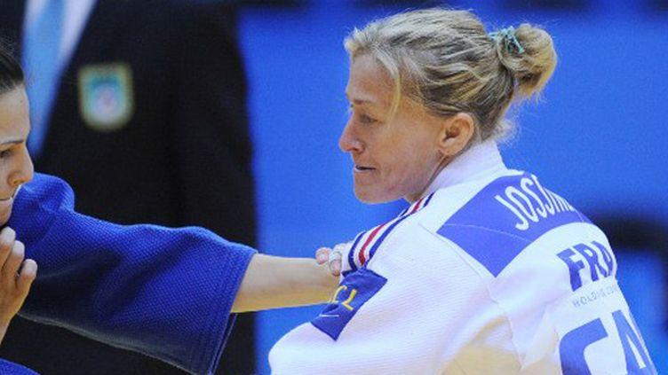 La vice-championne olympique 2004, Frédérique Jossinet