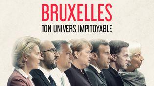 """France 2 diffuse le jeudi 6 mai ledocumentaire """"Bruxelles, ton univers impitoyable"""", suivi d'un débat. (FRANCE2)"""