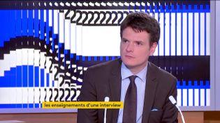Benjamin Morel (FRANCEINFO)
