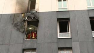 Quatre personnes sont décédées, jeudi 27 décembre, dans un appartement de Bobigny en Seine-Saint-Denis. Elles ont été intoxiquées par des fumées. (France 3)