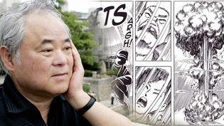 L'auteur de manga japonais Keiji Nakazawa est mort à l'âge de 73 ans  (Culturebox/Kyodo/MAXPPP )