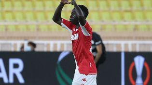 Le Séngalais de 22 ans Krepin Diatta a inscrit son premier but de la saison jeudi 16 septembre 2021 face à Sturm Graz. (VALERY HACHE / AFP)