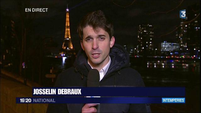 Inondations : à Paris, la Seine continue de monter