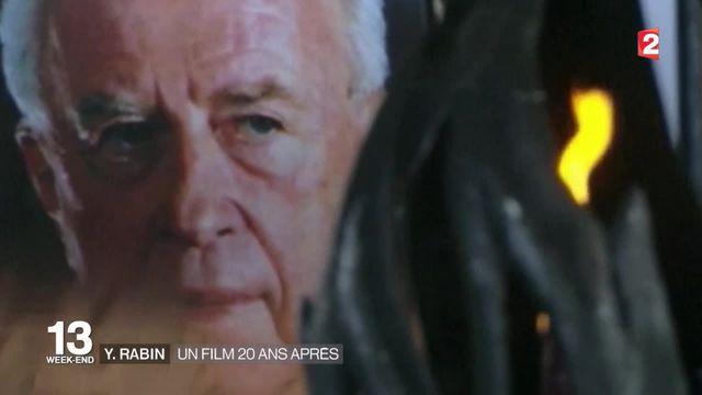 """Cinéma : """"Le dernier jour d'Yitzhak Rabin"""", un film sorti dans l'indifférence en Israël"""