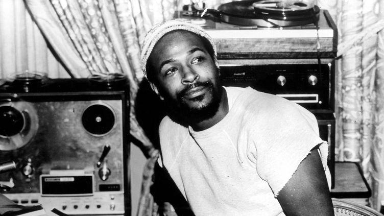 Marvin Gaye en 1971.  (Gems / Redferns / Getty Images)