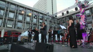 Renaud Capuçon en concert à Sarcelles, dans le cadre du festival des Polykromies (France 3 Paris Ile-de-France)