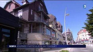 La maison des Macron au Touque-Paris-Plage (France 3)