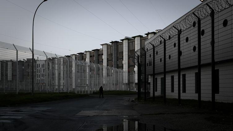 Prison Fleury-Mérogis, décembre 2017. (PHILIPPE LOPEZ / AFP)