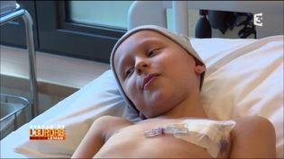 Hypnose en pédiatrieen Belgique (FRANCE 3 / FRANCETV INFO)