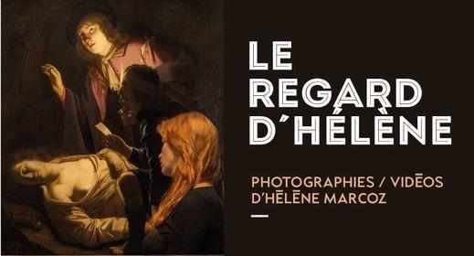 """""""Le Regard d'Hélène"""" - exposition d'Hélène Marcoz (PBA Lille / Hélène Marcoz)"""