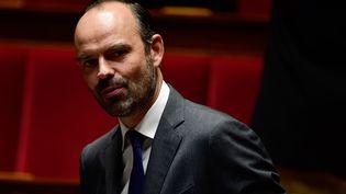 Edouard Philippe assiste à une séance de questions au gouvernement, à l'Assemblée nationale à Paris, le 15 novembre 2017. (MARTIN BUREAU / AFP)