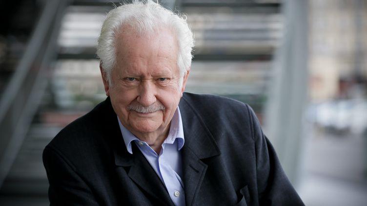 Pierre Bellemare est mort à l'âge de 88 ans. (THOMAS PADILLA / MAXPPP)