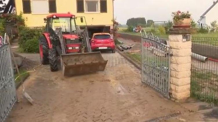 boue haut-rhin (FRANCE 2)