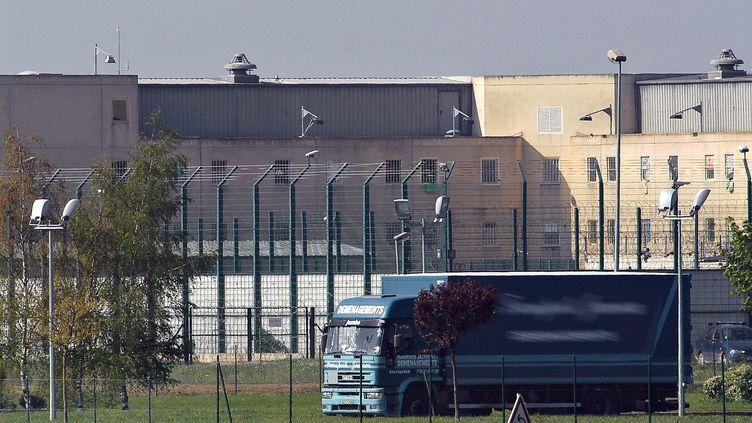 Le centre de détentiondeChâteaudun (Eure-et-Loir), en novembre 2012. (MAXPPP)