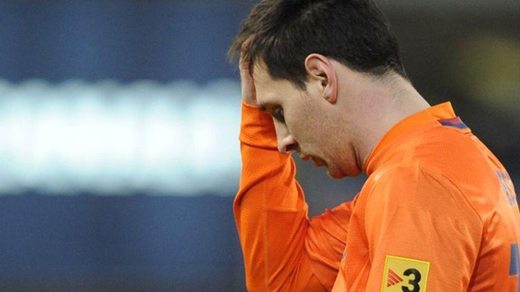 L'Argentin Lionel Messi