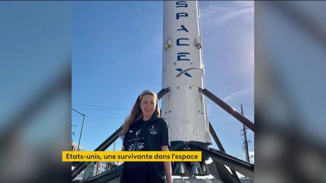 États-Unis : Hayley Arceneaux, survivante d'un cancer, va voyager dans l'espace