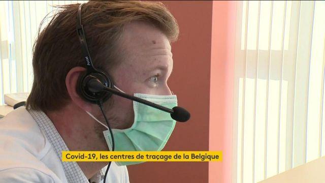La Belgique opte pour des centres de traçage