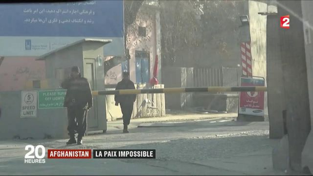 En Afghanistan, les attaques terroristes sont toujours aussi présentes