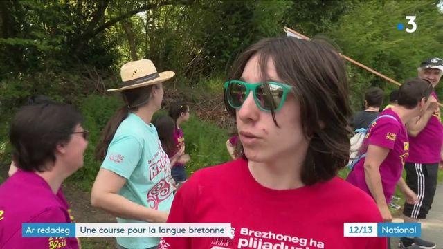 Initiative : la Redadeg,  une course pour défendre la culture bretonne