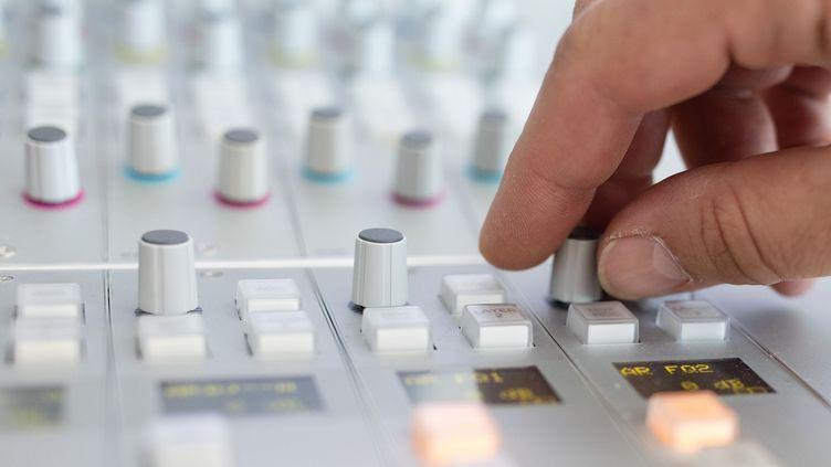 Huit radios mises en demeure pour non-respect des quotas de chansons francophones.  (Georg Hochmuth /AFP)