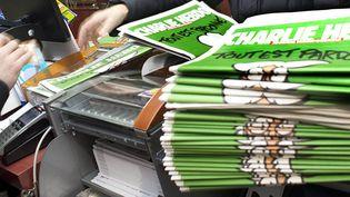 Près de 2 millions de Charlie Hebdo vendus en trois jours  (MAXPPP)