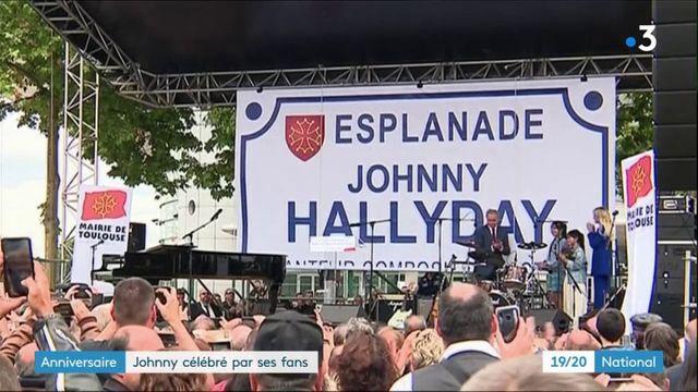 Les fans de Johnny lui rendent hommage pour son anniversaire