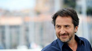 Édouard Baer, au festival de Cannes, le 14 mai 2019. (LOIC VENANCE / AFP)