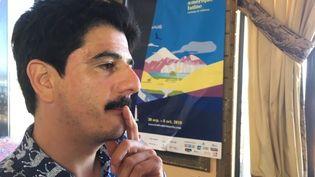 Le documentariste Guillermo Quintero (Des mots de minuit)