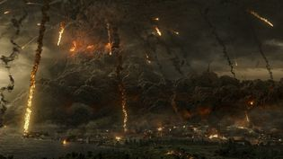 Effets spéciaux en 3D pour narrer la plus grande catastrophe de l'Antiquité  (Constantin Film Verleih GmbH)