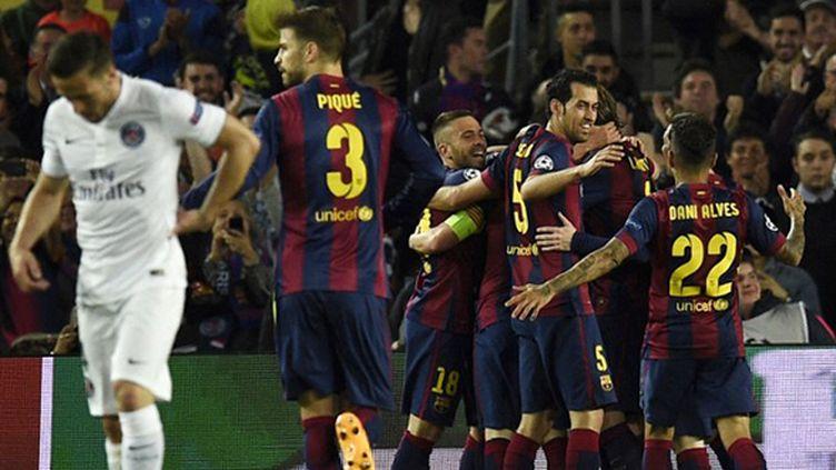 La joie des Barcelonais et la détresse de Yohan Cabaye