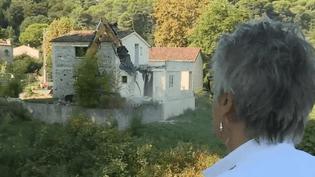 Inondations à Biot. (France 2)