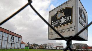 L'usine Spanghero, impliquée dans le scandale de la viande de cheval, a depuis été reprise par son fondateur, Laurent Spanghero, et rebaptisée La Lauragaise. (MAXPPP)
