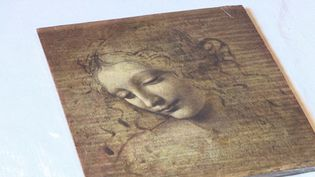 Après des mois de tractations en coulisses, l'exposition événement consacré à Leonard de Vinci va ouvrir jeudi 24 octobre au musée du Louvre : croquis, dessins, toiles... 160 œuvres sont à découvrir. (France 3)