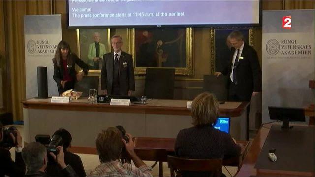 Prix Nobel de Chimie : le Français Jean-Pierre Sauvage colauréat