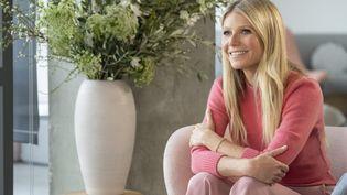 """L'actrice américaine Gwyneth Paltrow dans un épisode de sa série documentaire, """"The Goop Lab"""". (ADAM ROSE / NETFLIX)"""